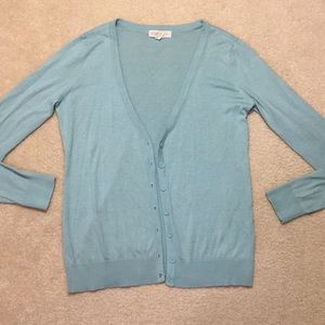 EUC Forever 21 long cardigan